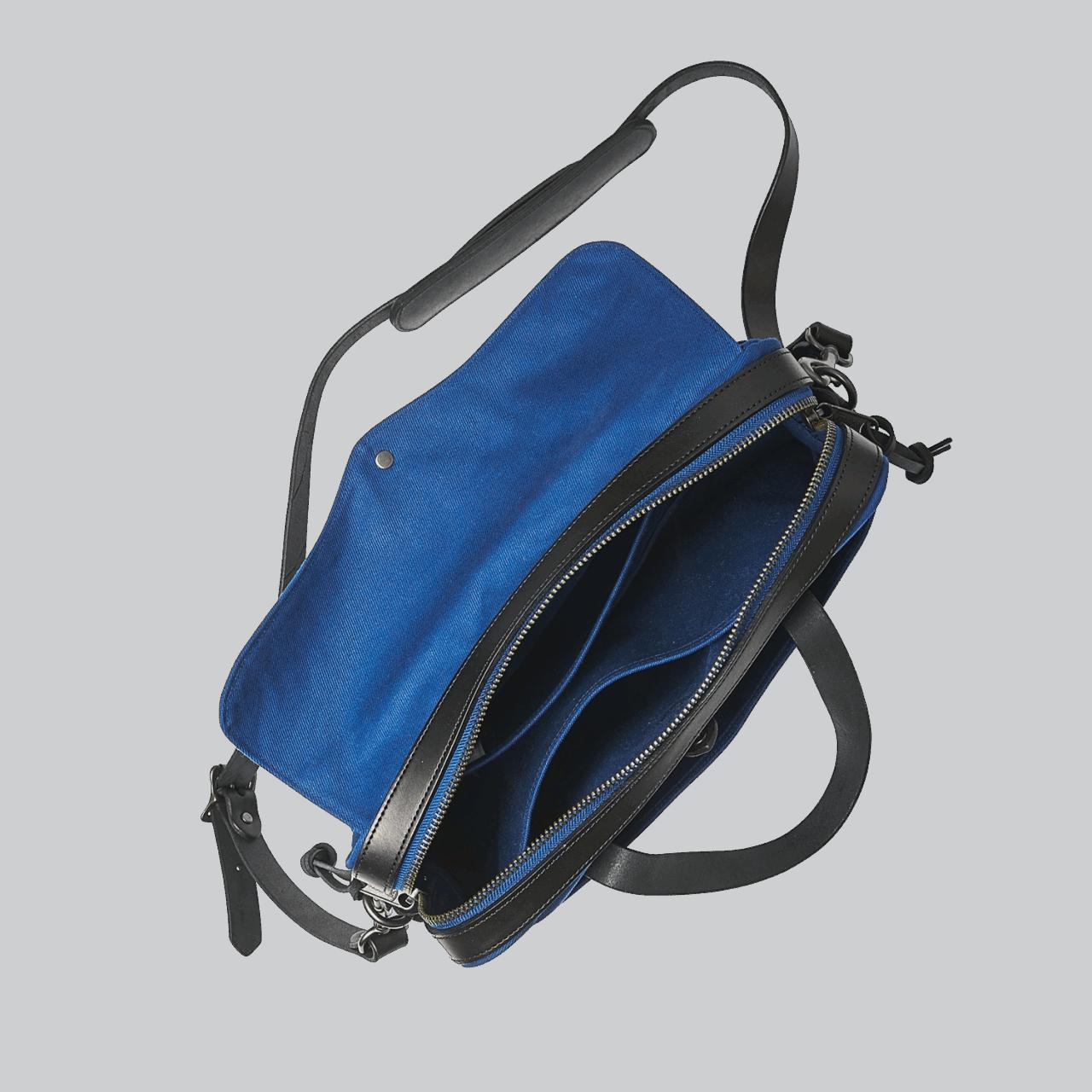 Filson Rugged Twill Original Briefcase - Flag Blue