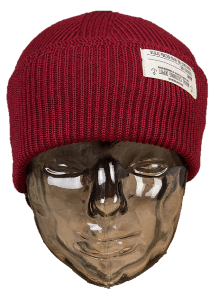 Pike Brothers 1944 USN Watch Cap Red