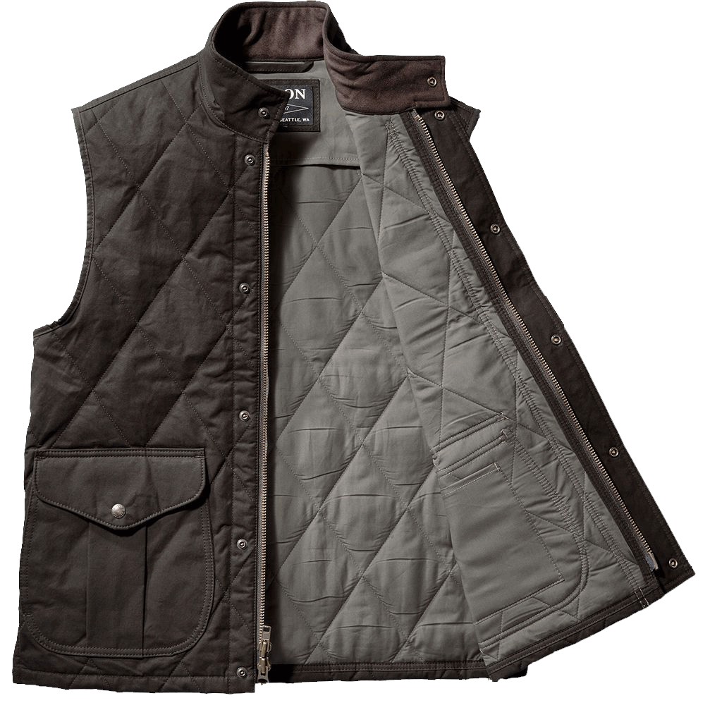 Filson Quilted Polson Vest
