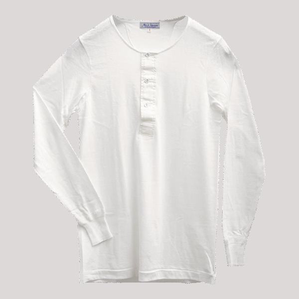 Merz beim Schwanen 1920´s Shirt 102 - weiss