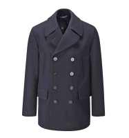 Gloverall Churchill Reefer - Navy