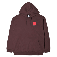 Edwin Japanese Sun Hoodie Sweat - purce