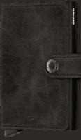 Secrid Miniwallet - Vintage - black