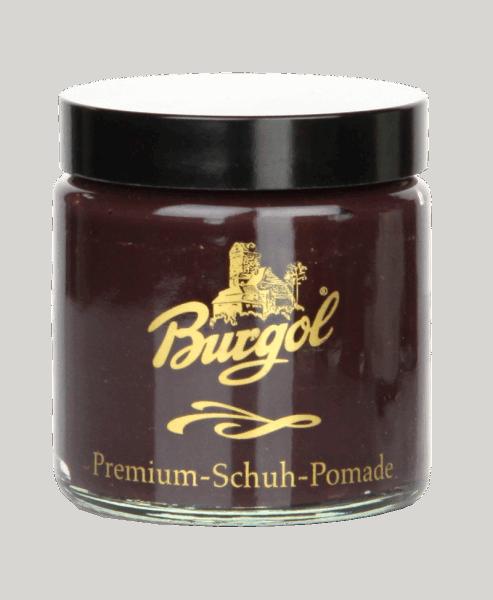 BURGOL Premium Shoe Pomade - bordeaux 46