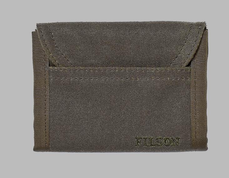 Filson Smokejumper Wallet otter green