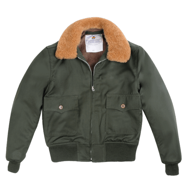 Aero Leather B-10 Flight Jacket
