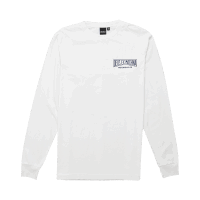 Deus Leader Ls Tee - vintage white