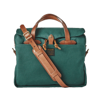 Filson Rugged Twill Original Briefcase - Hemlock
