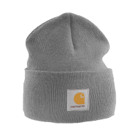 Carhartt Watch Cap - heather gray