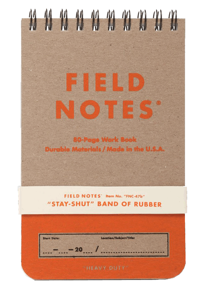 "Field Notes ""Heavy Duty"" Edition"