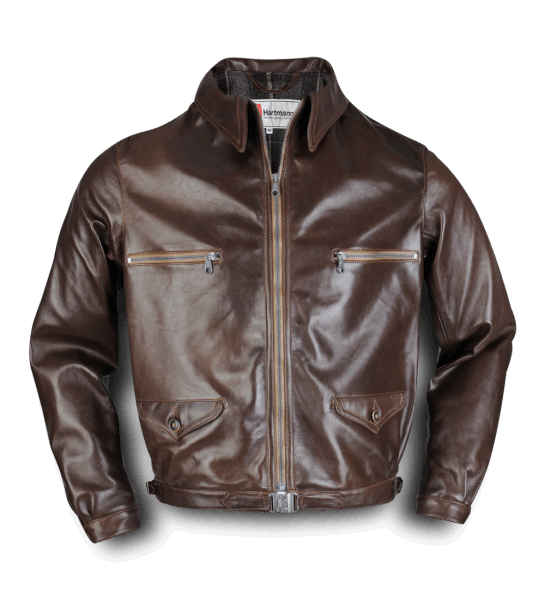 "EASTMAN ""HARTMANN JACKE"" BROWN"