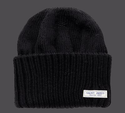 Saint James BARBARESQUE Mütze Noir