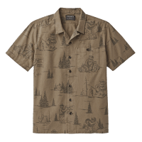 Filson Smokey Bear Camp Shirt - olivegrey