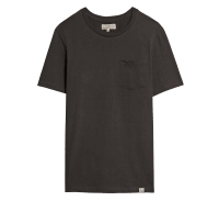 Merz b. Schwanen Basic Pocket T-Shirt - Black