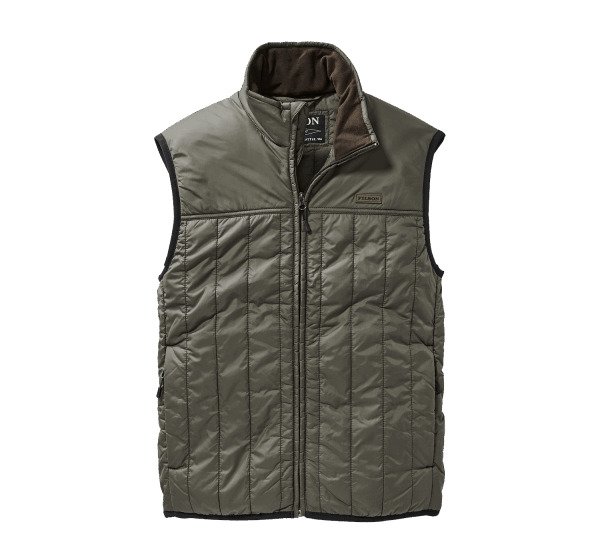 Filson Ultra Light Vest - olivegray