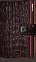Secrid Miniwallet - Nile - brown