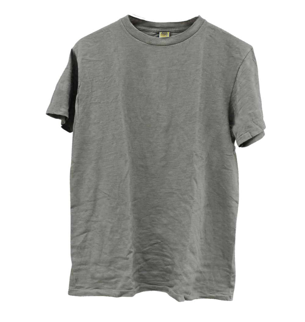 Velva Sheen Basic Tee Grey