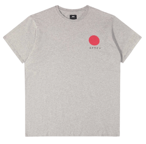 Edwin Japanese Sun T-Shirt - grey