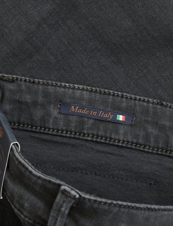 BLUE DE GENES Fredo Axo Jeans - stone grey