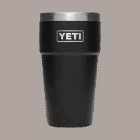 YETI Rambler 16 oz - black