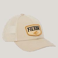 Filson Mesh Logger Cap - brown