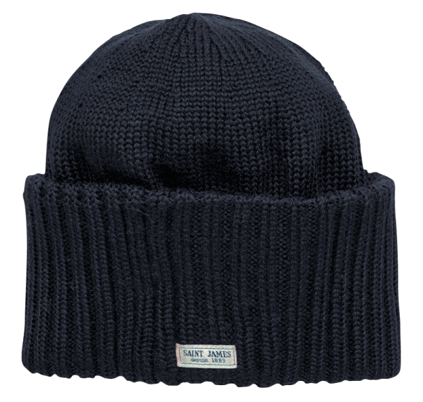 Saint James Watch cap - navy