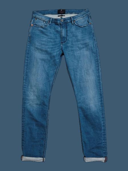 BLUE DE GENES Fredo Fonto Light Jeans