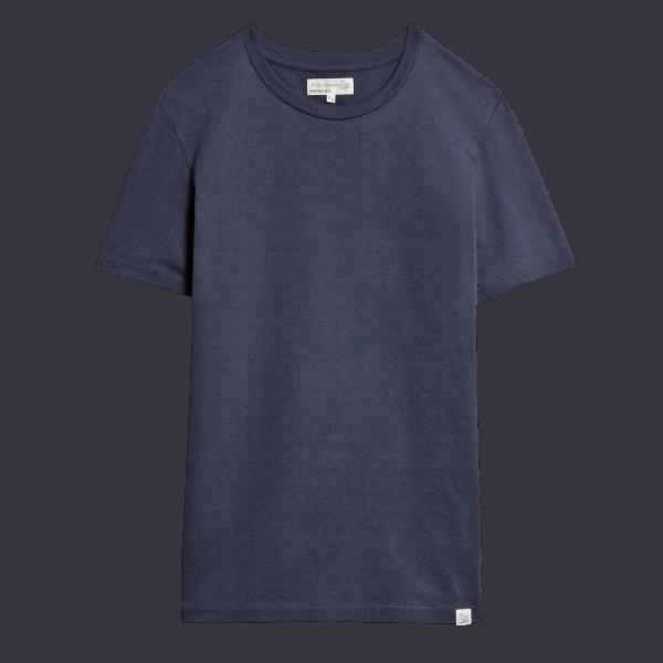 Merz beim Schwanen Basic T-Shirt - Deep Blue
