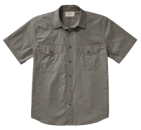 Filson Feather Cloth Shirt short - light olive