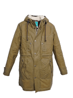 Hidden Aces Winterparka Zephyr - tan
