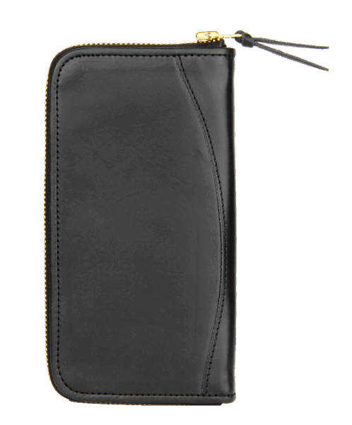 Opus Long Wallet - black