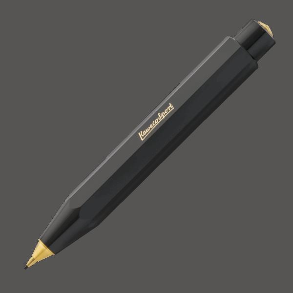 Kaweco CLASSIC SPORT Mechanical Pencil 0.7 mm Black