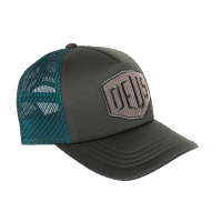 Deus Hayward Shield Trucker - Forrest Green