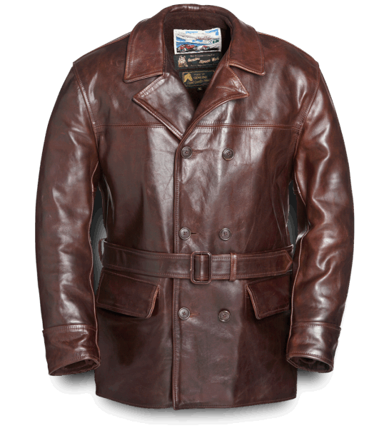 Aero Leather Barnstormer brown