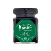 Kaweco Tintenglas Palmengrün 50 ml