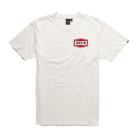 Deus Speed Stix Tee - White