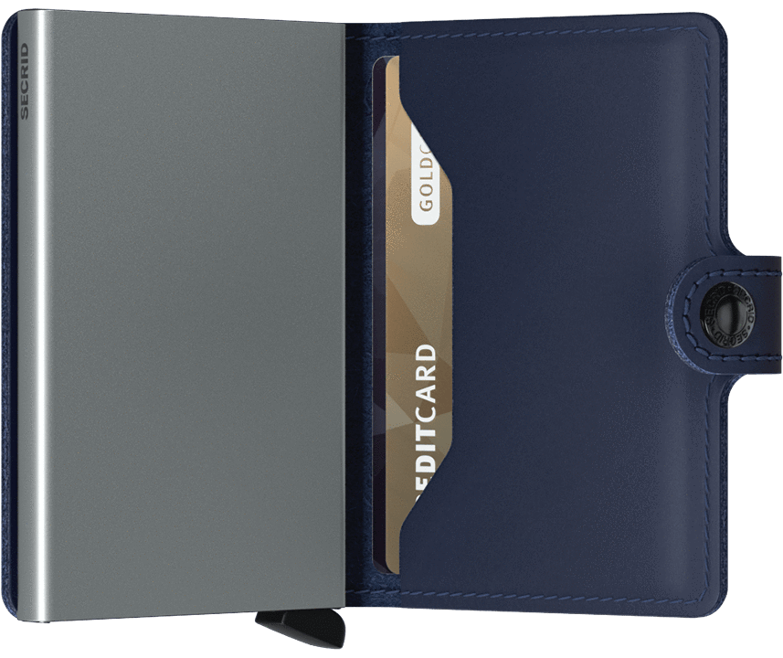 Secrid Miniwallet - Original - navy