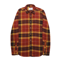 Portuguese Flannel Baviera Check Shirt