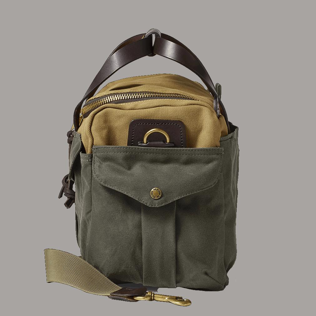 Filson Sportsman´s Bag Heritage Tan / Otter Green