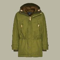 Ceccarelli Long Mountain Jacket 7043-DF - light green