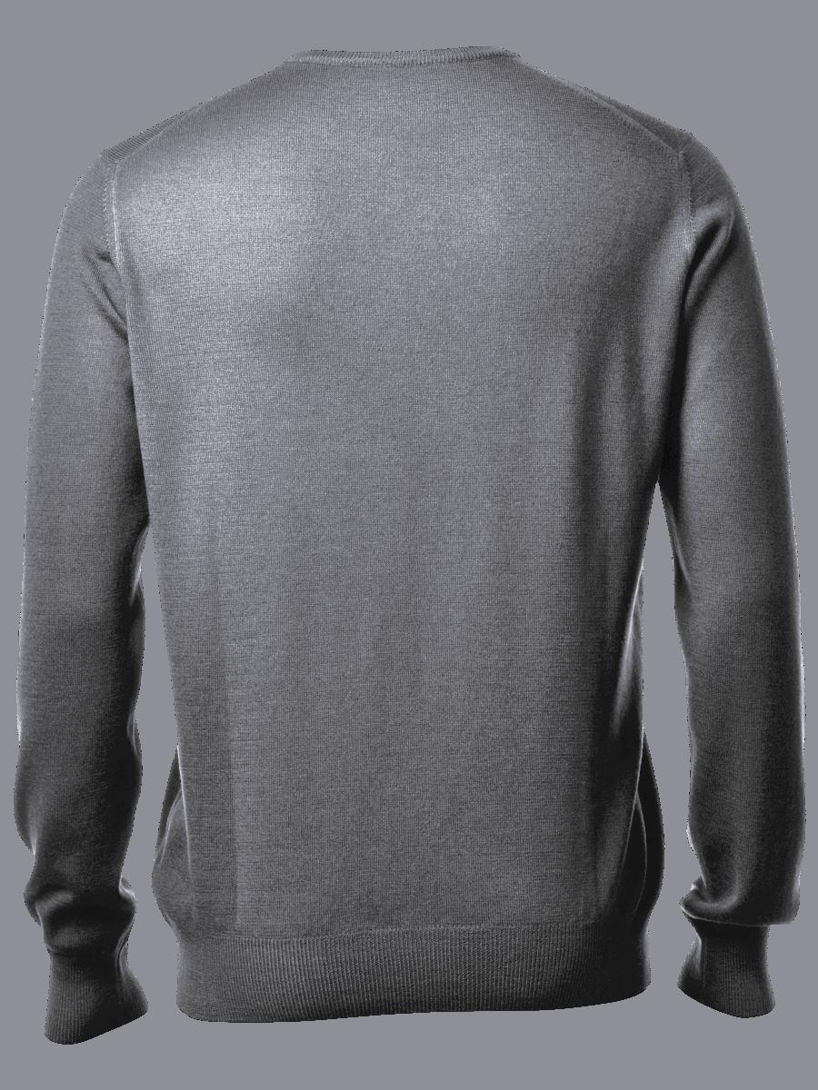 Gran Sasso crew-neck, grey
