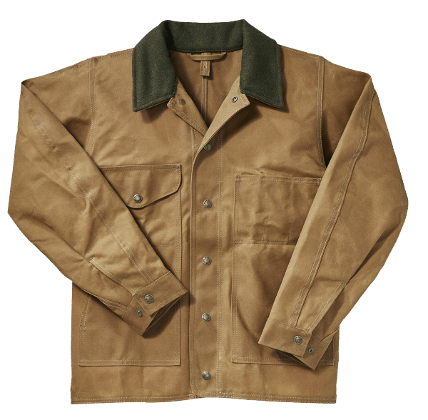 Filson Tin Cloth Jacket - Tan
