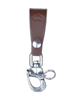 Pike Brothers Keyhanger dark brown