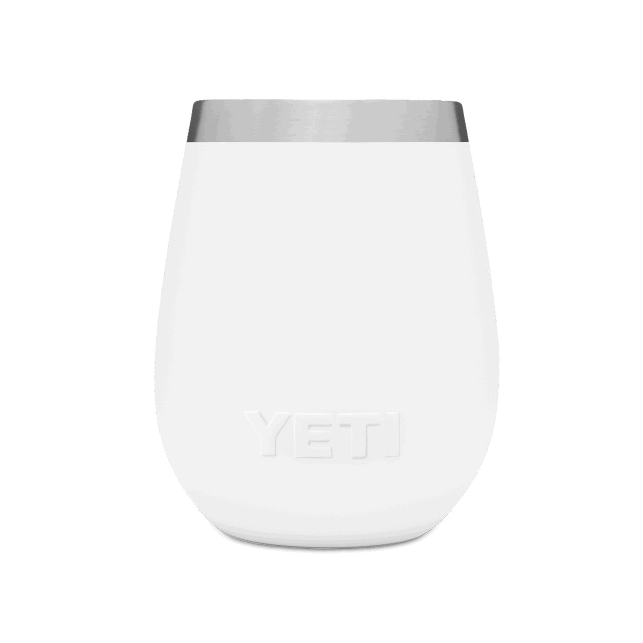 YETI Rambler Wine Tumbler (300ml) - white
