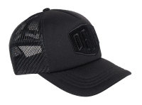 Deus Hayward Shield Trucker - Black