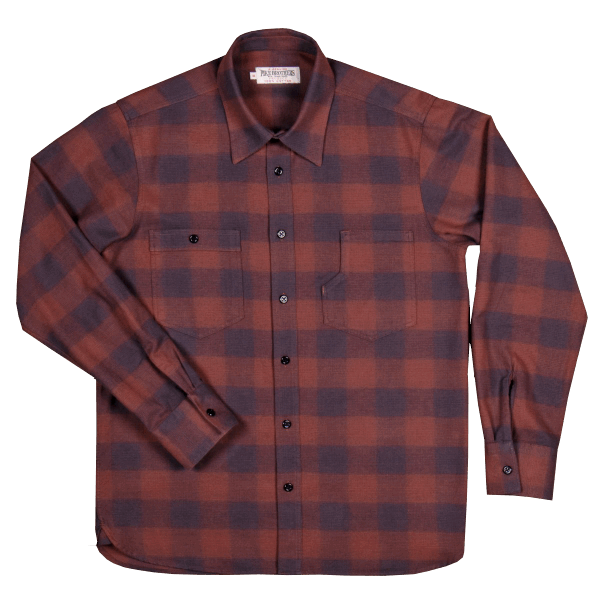 Pike Brothers 1937 Roamer Shirt Leeroy Red