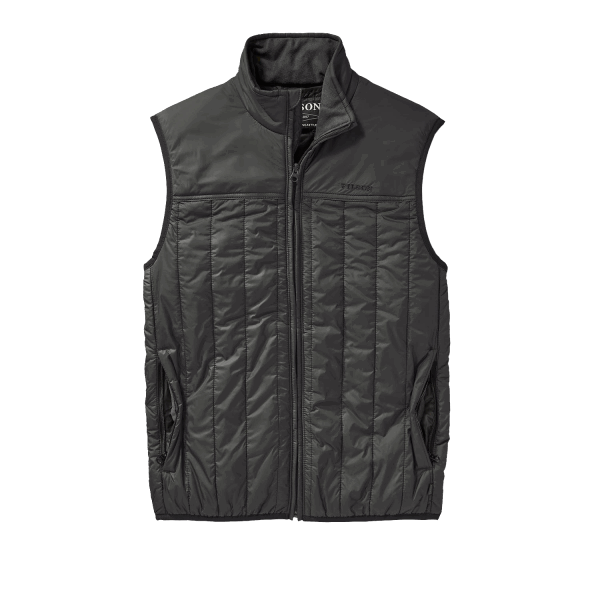 Filson Ultra Light Vest - raven