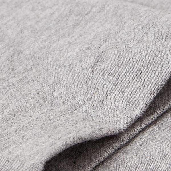 Merz b. Schwanen 1950's T-Shirt - grey melange