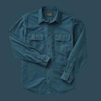 Filson Field Flannel Shirt - legion blue