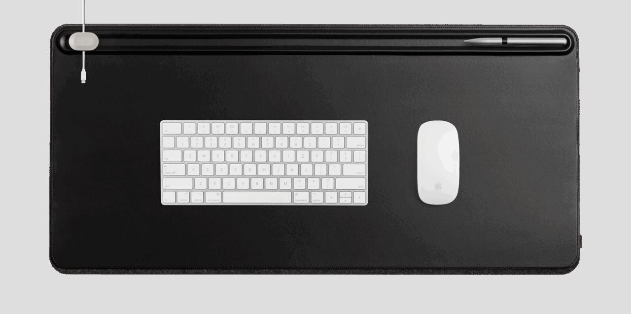 Orbitkey Desk Mat Large - Black